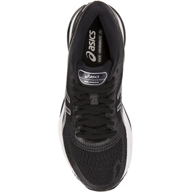 asics Gel-Nimbus 21 Shoes Dame black/dark grey